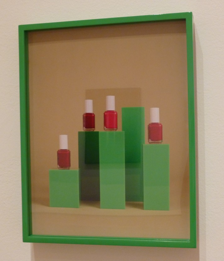 Elad Lassry Nailpolish