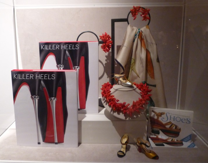 Killer Heels Catalog Display