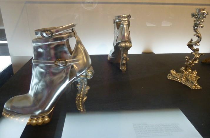 Candlestick Heel Boots