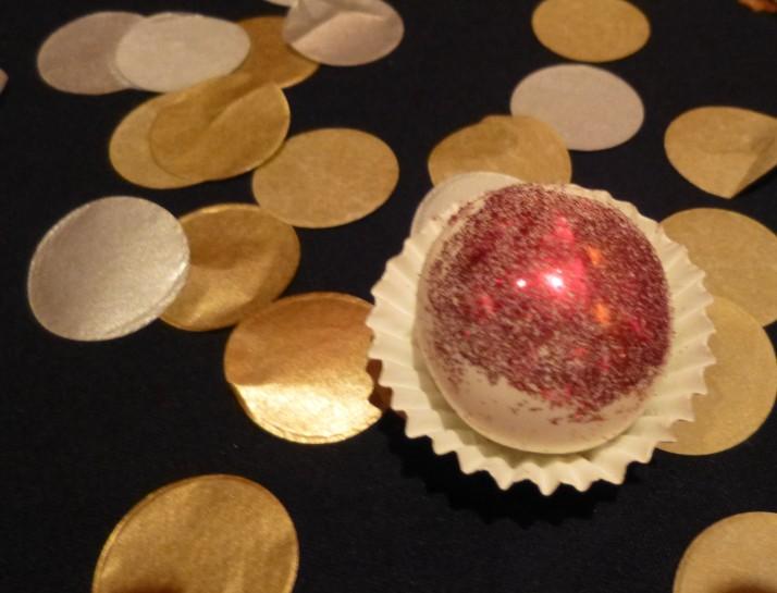 Vanilla Cake Ball