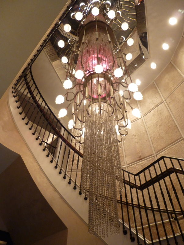 Beauty & Essex Chandelier