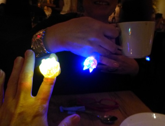 Light Up Rings