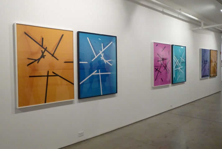 Ryan Perez Installation View