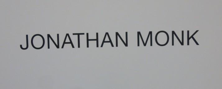 Jonathan Monk Signage