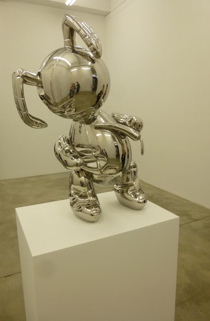 A Copy of Deflated Sculpture No 1