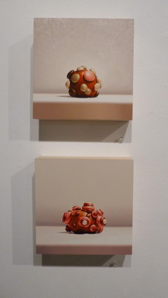 Tim Ripley Biomorph Sculptures
