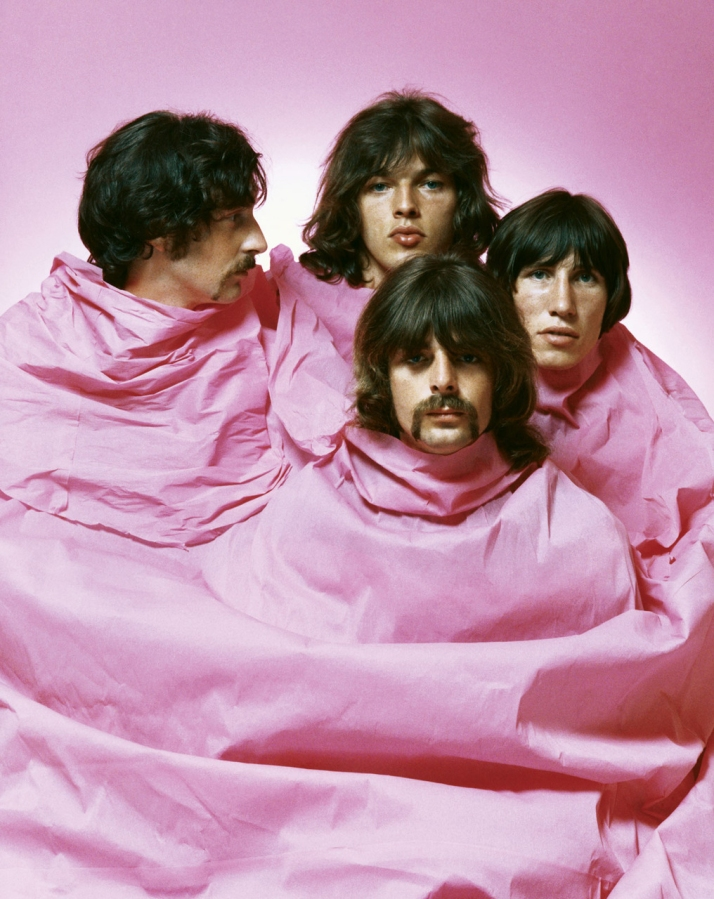 Pink Floyd in Pink