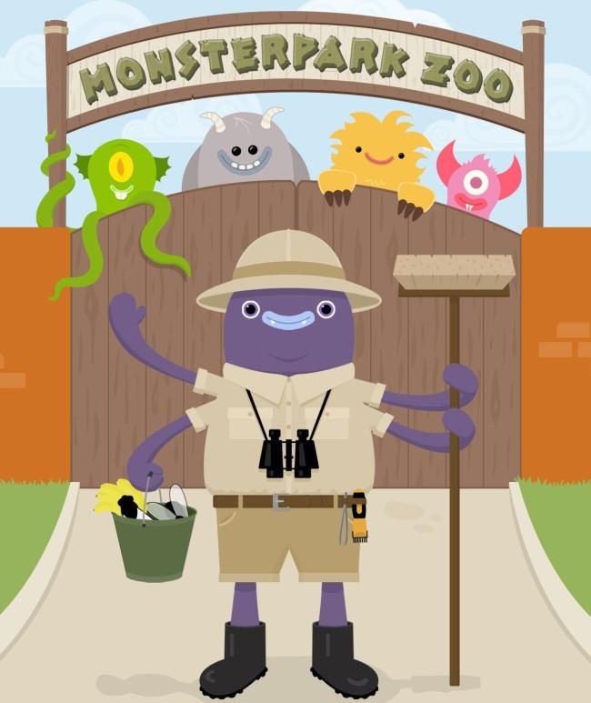 Monsterpark Zoo Promo 2