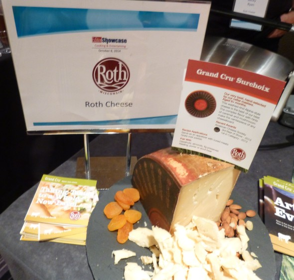 Roth Cheese Display and Signage