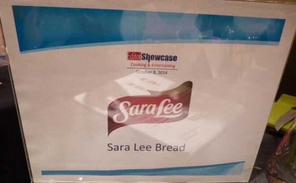Sara Lee Bread Signage