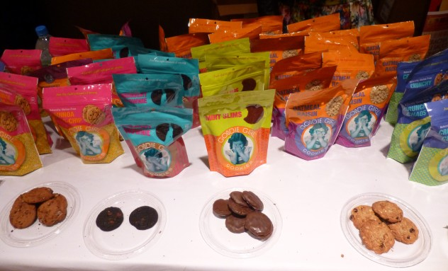 Goodie Girl Cookies Display