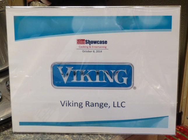 Viking Range Signage