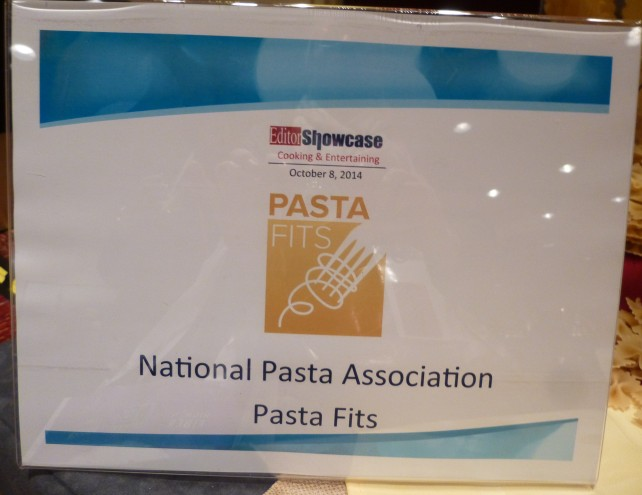 National Pasta Association Signage