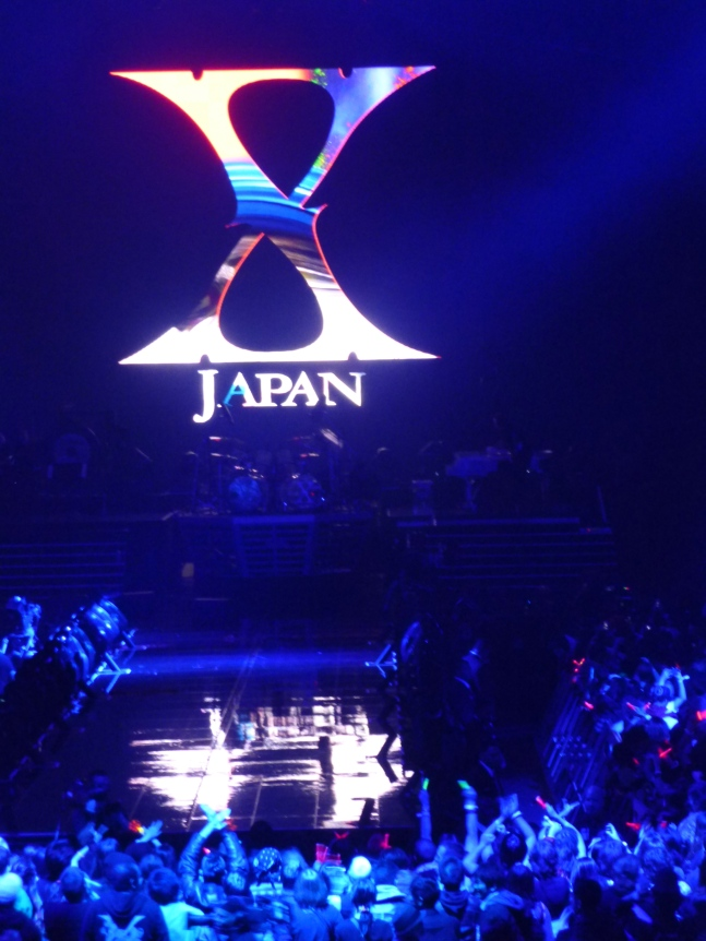 X Japan Stage Logo