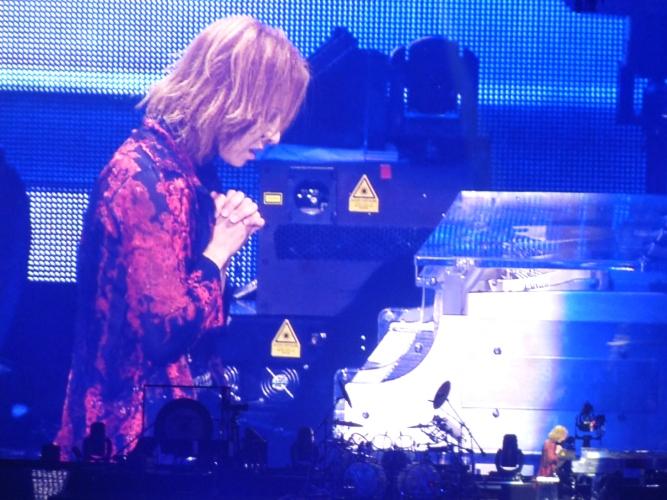 Yoshiki at Piano