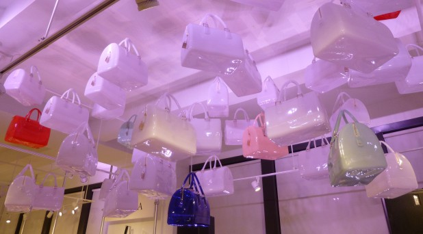 CandyBags Ceiling Display