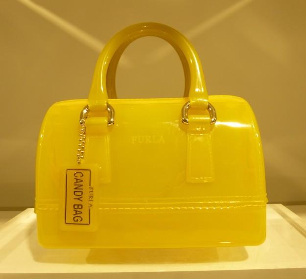 Yellow Candybag