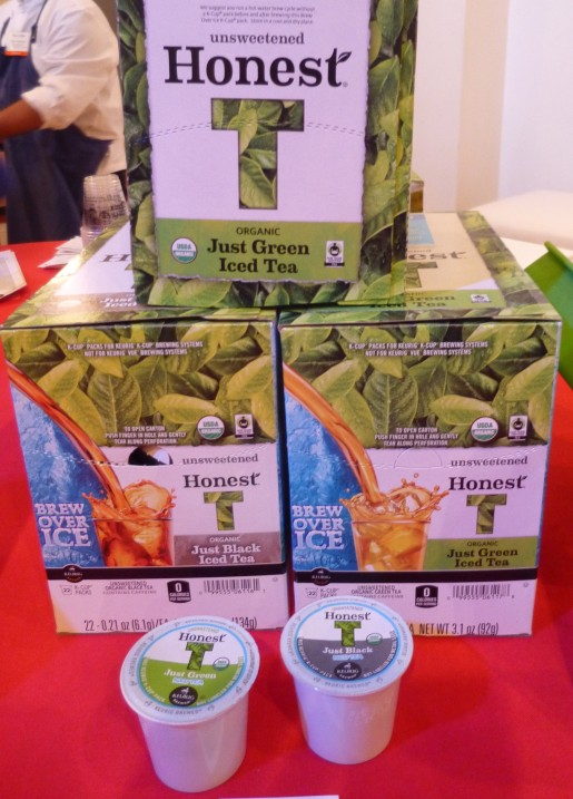 Honest Tea Kuerig Cups