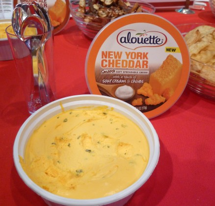 Alouette NY Cheddar Cheese Spread
