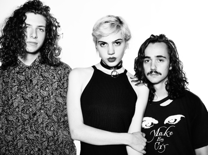 Sunflower Bean Band