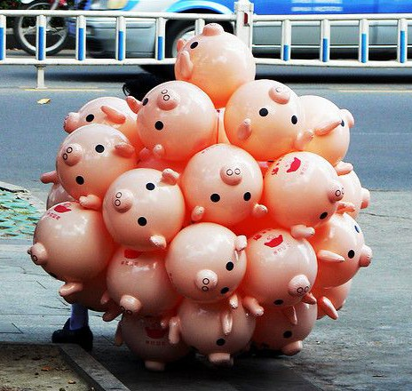Ball of Pigs