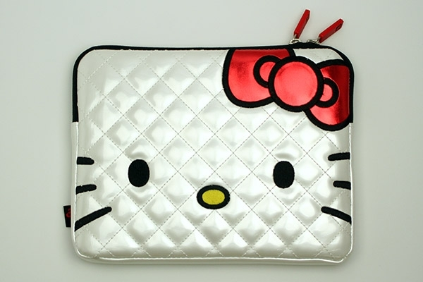 Hello Kitty Quilted iPad Case