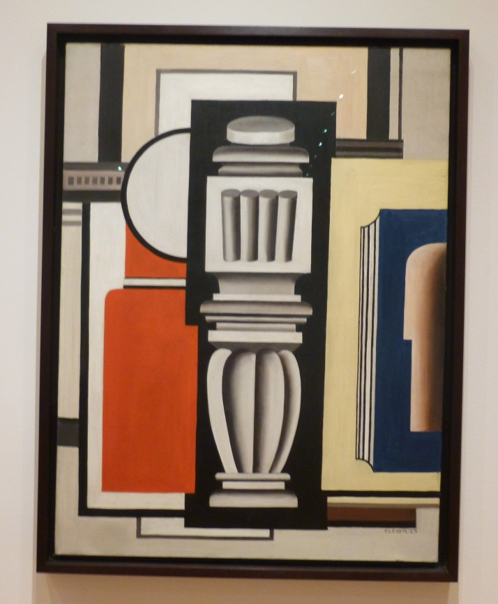 Fernand Leger The Baluster