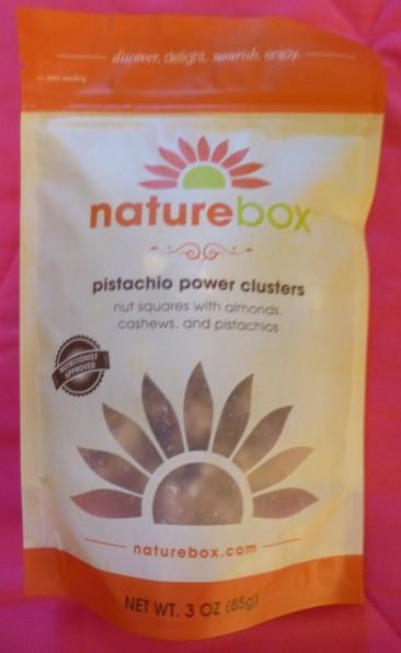 Pistachio Power Clusters