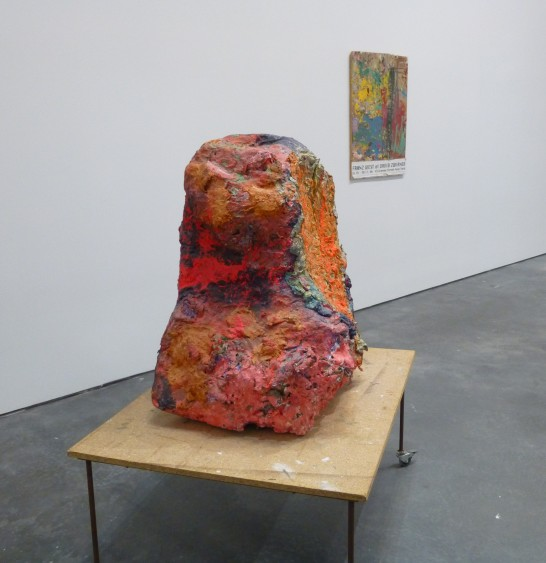 Franz West Sculpture and Drawing