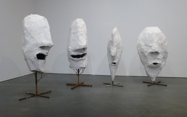 Franz West Lemure Heads
