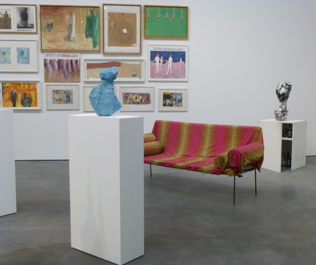 Franz West Room Tableau