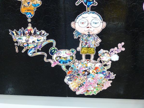 DOB with Murakami Detail