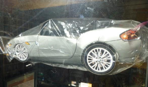 Joss Paper Car