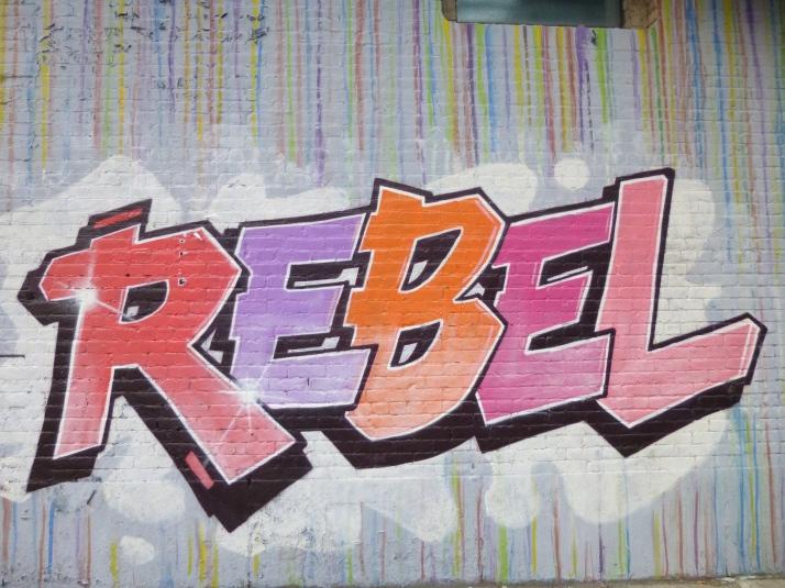 Rebel Street Mural