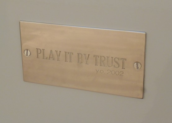 Play It By Trust