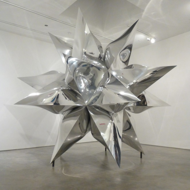 Puffed Star II, 2014