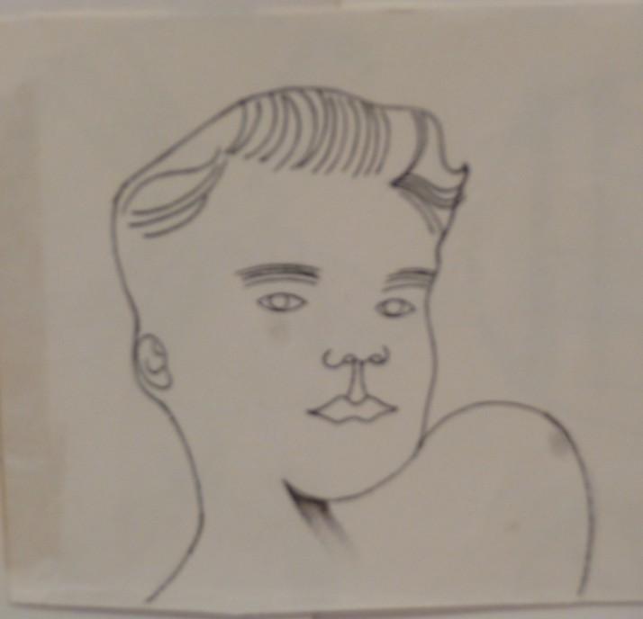 Warhol Looks Like Morrissey