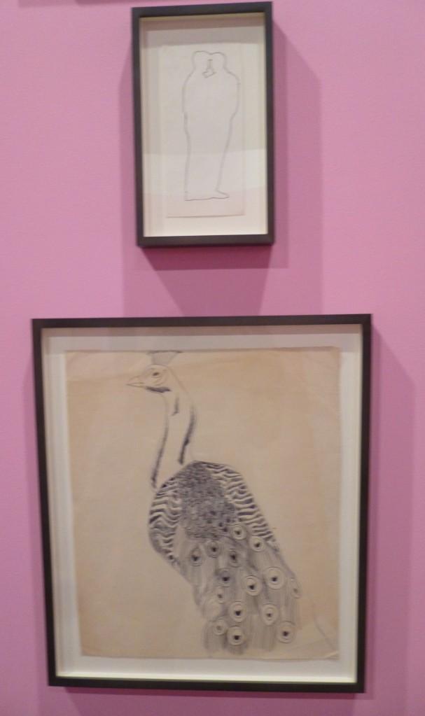 Warhol Peacock