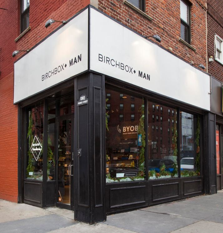 Birchbox Man Pop Up