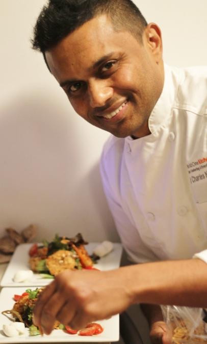 Chef Charles Disanayake
