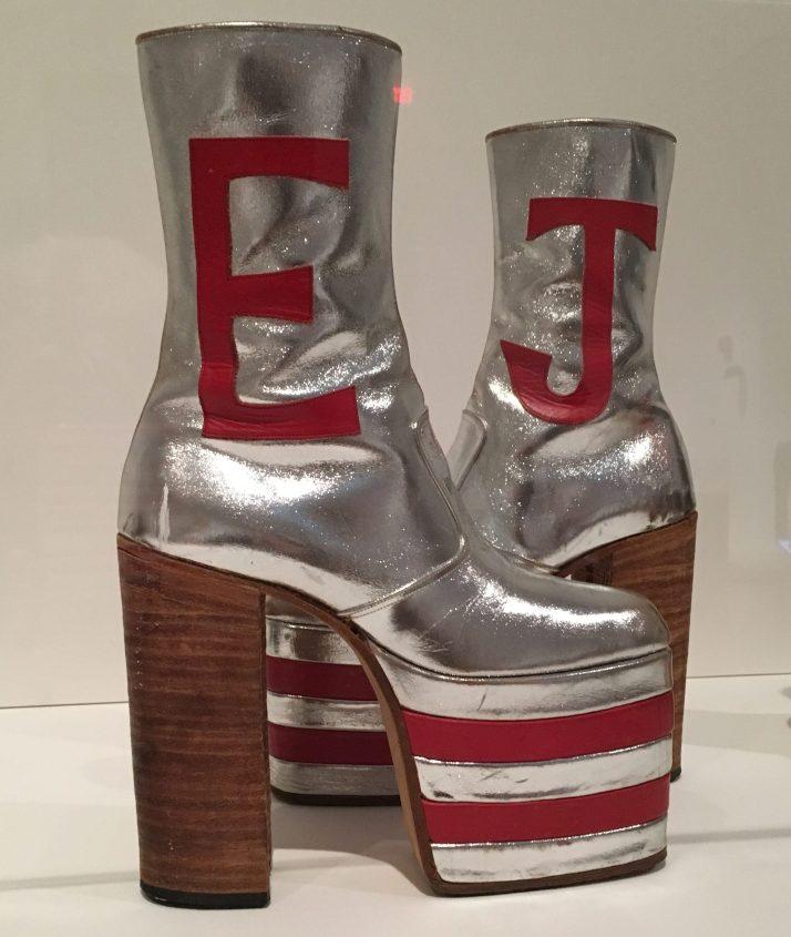 eye on design platform boots worn by elton john the