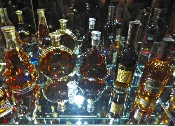 Cognac Display