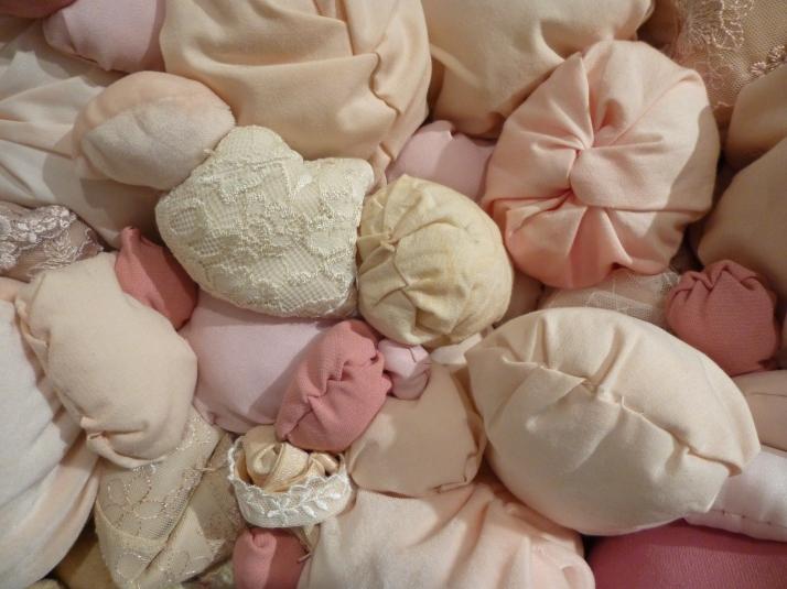 Natsuko Hattori Soft Sculpture