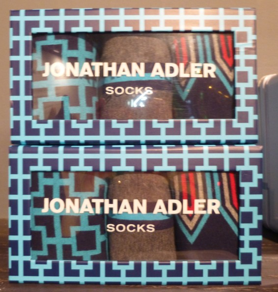 Jonathan Adler Socks Assortment