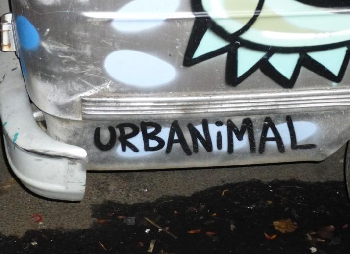 Urbanimal Logo