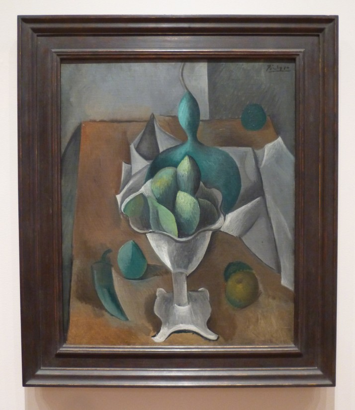 Pablo Picasso Fruit Dish