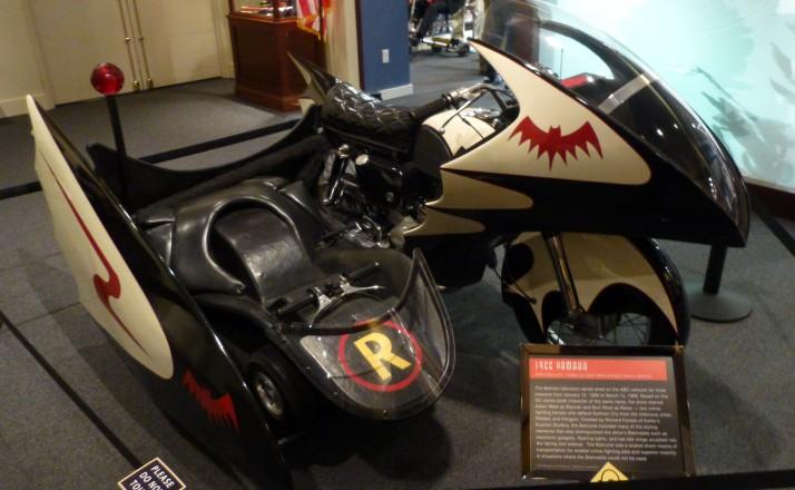 1966 Batcycle
