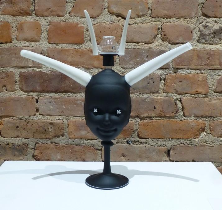 JOP Black Doll