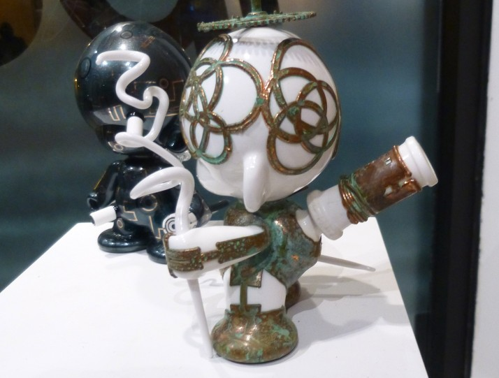 Munny Project Side View
