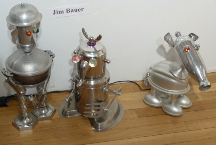 Robots By Jim Bauer